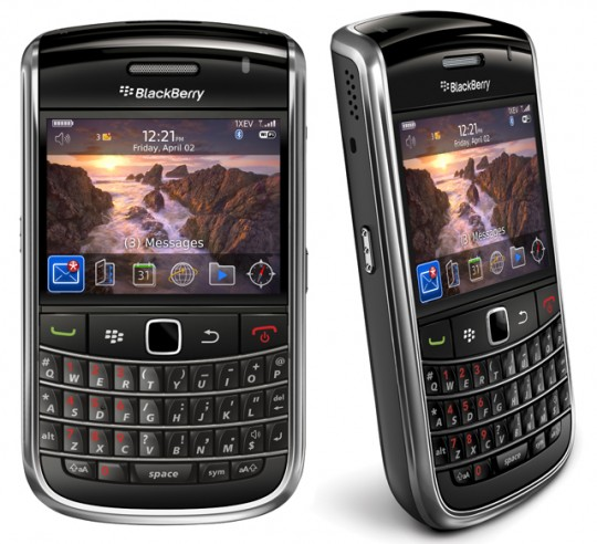 Blackberry Bold 9650 / Essex