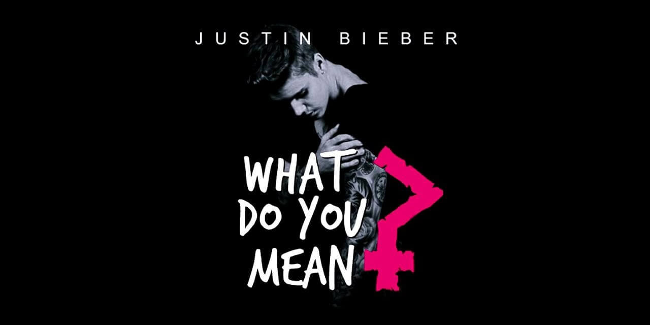 What Do You Mean Guitar Chords Justin Bieber Thedeepak