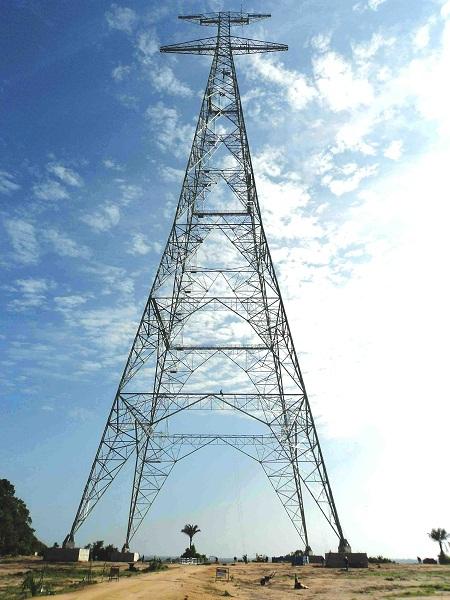 Resultado de imagem para torres de transmissão em oriximiná