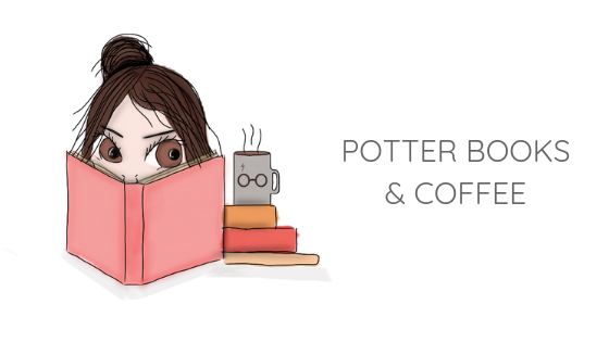 Potter Books and Coffee