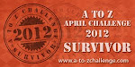 2012 A to Z Challenge Winner