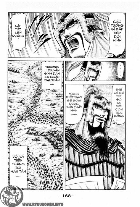 Chú Bé Rồng - Ryuuroden chap 27 - Trang 16