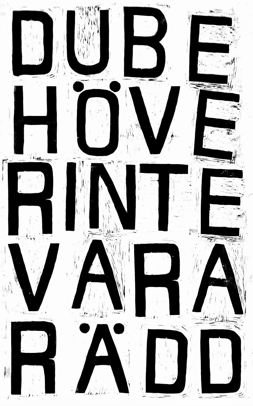 Köp min affisch: