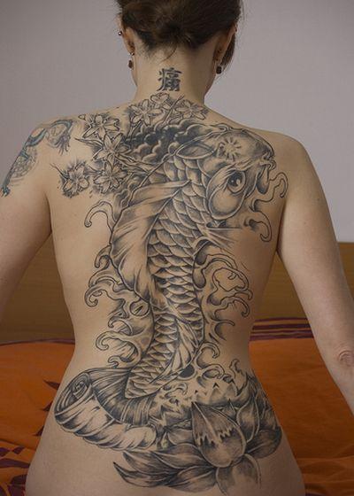Koi Fish Tattoos Design Like Cool Tattoos