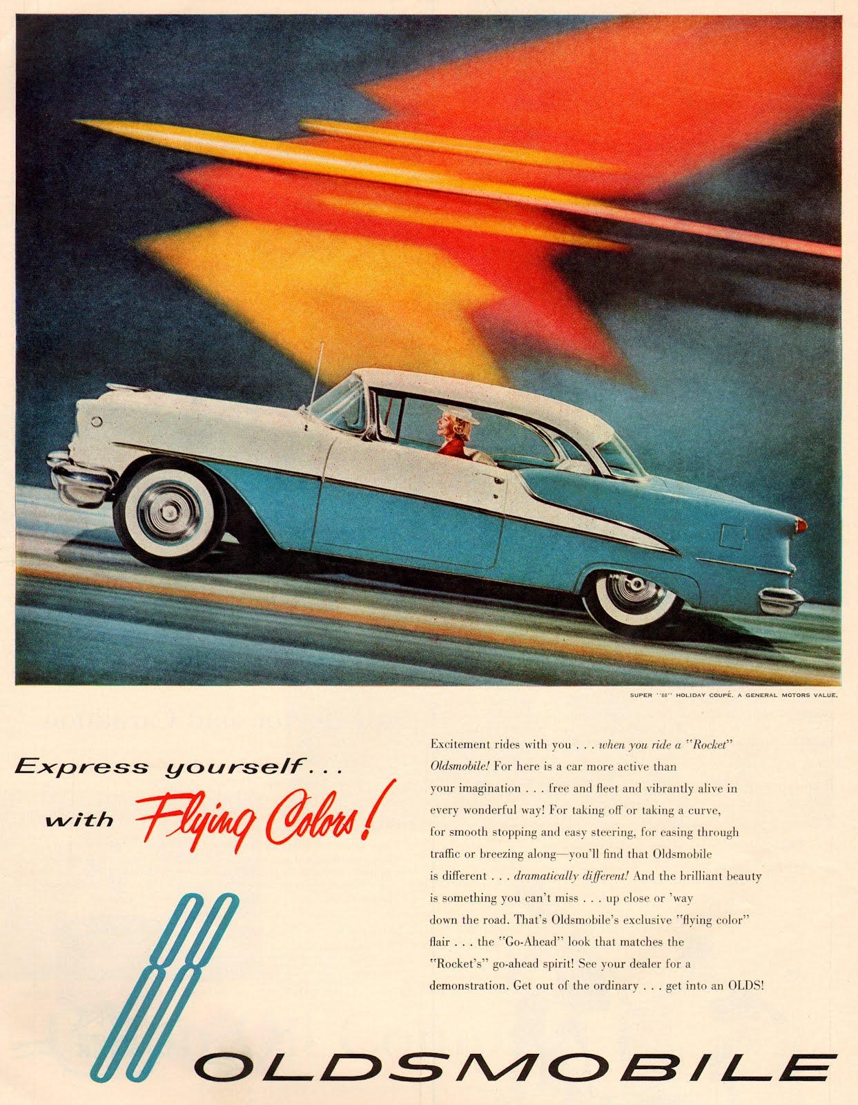 Neat Stuff Blog: Vintage Car Ads
