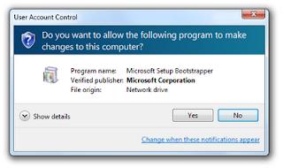 Cara Menonaktifkan User Account Control (UAC) di Windows 7