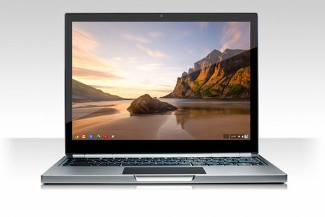 Chromebook, Chromebook Pixel, Google