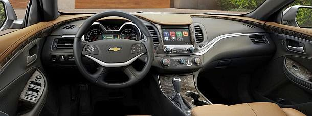 Captivating The Next Thing That Increases The Rate Of The 2015 Chevrolet Impala SS Is  The Exterior And The Interior Improvement. In The Front Part, ...
