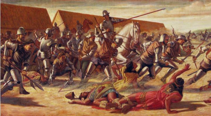 [Image: 125A-Image+Conquistadors+in+Peru.jpg]