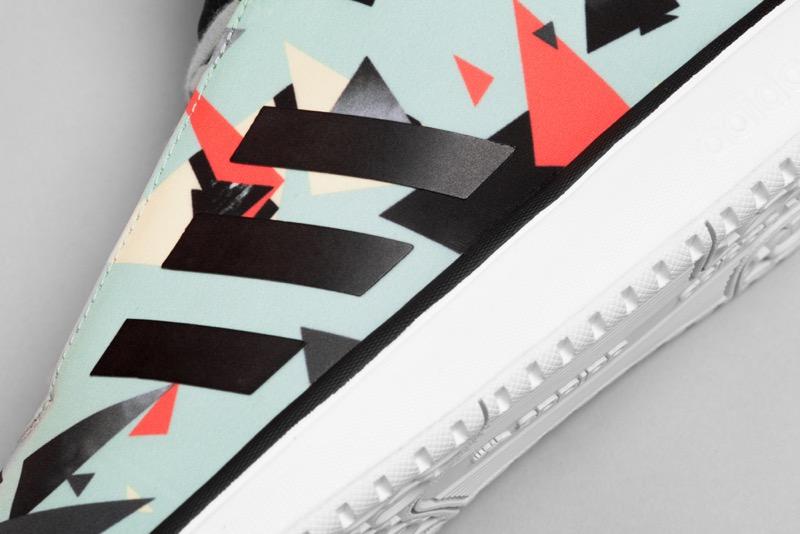 Adidaksen pastellin väriset vapaa-ajan kengät