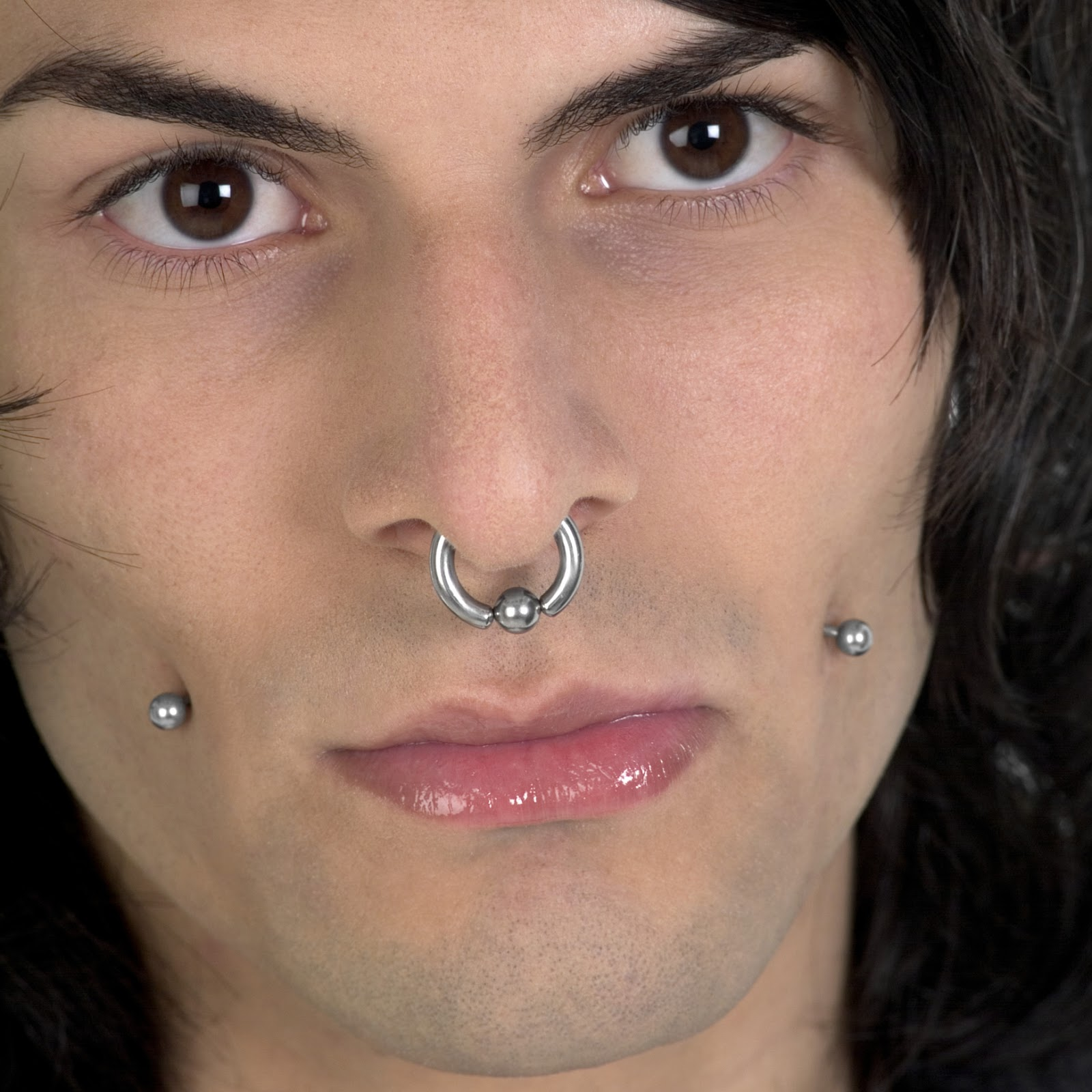 Body piercing pictures gallery