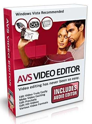 AVS GRATUIT TÉLÉCHARGER VIDEO EDITOR 5.2.1.170