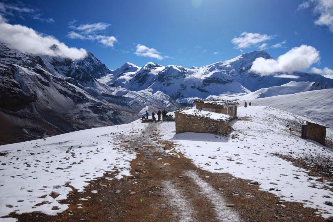 annapurna circuit trekking in nepal