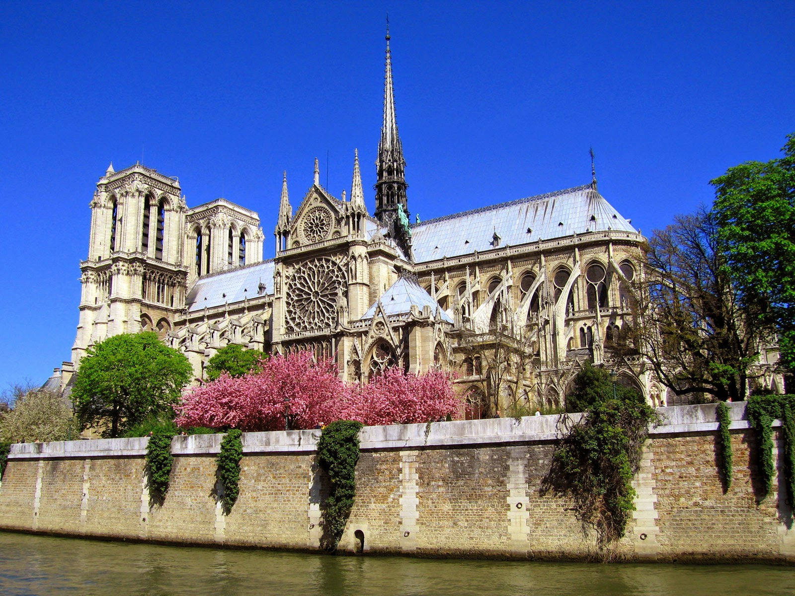 Paris is Always a Good Idea -  Notre-Dame de Paris / Notre Dame Cathedral