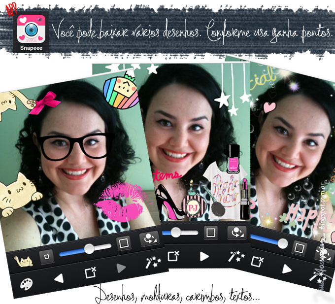 iphone, snapeee, dica da Jana, blogger, blogueira, joinville, app
