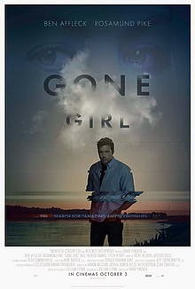 Gone Girl (2014) English Movie Poster