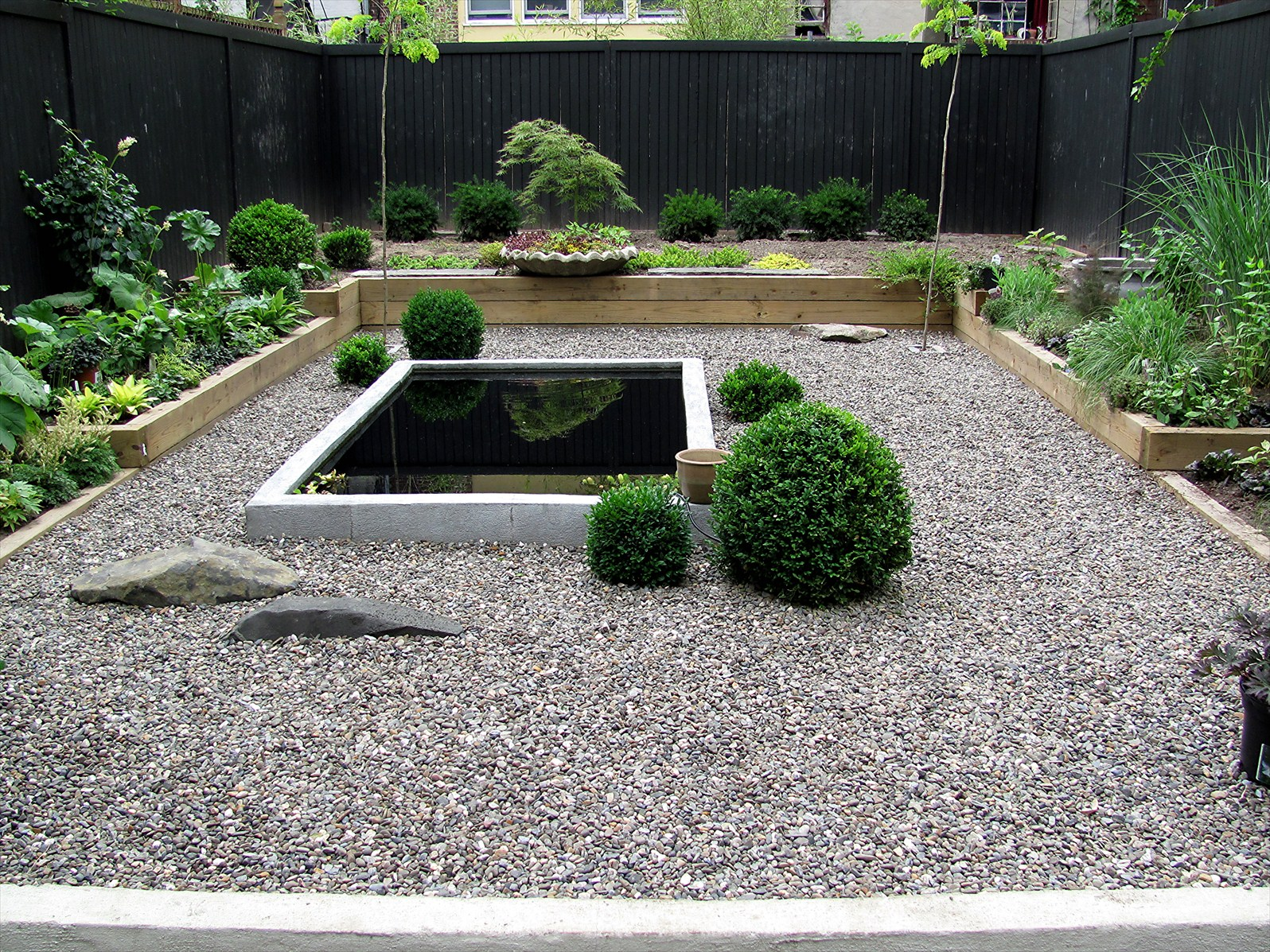 view from federal twist planting brooklyn an exercise in layering