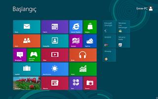 Windows 8 32-64 Bit İndir