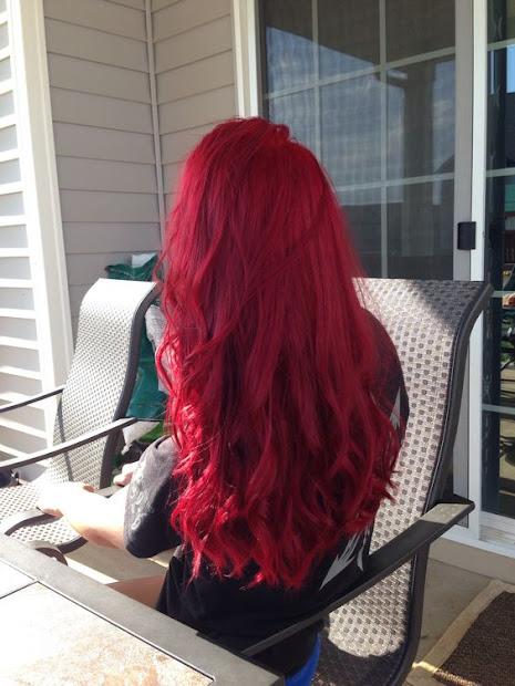 trendy hair colors 2016