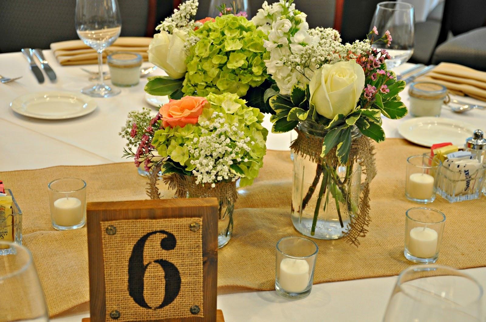 Mason Jar Wedding Centerpieces 17 Best Here us