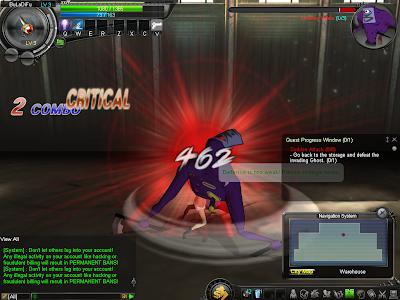GhostX Ultimate - Boss Mob