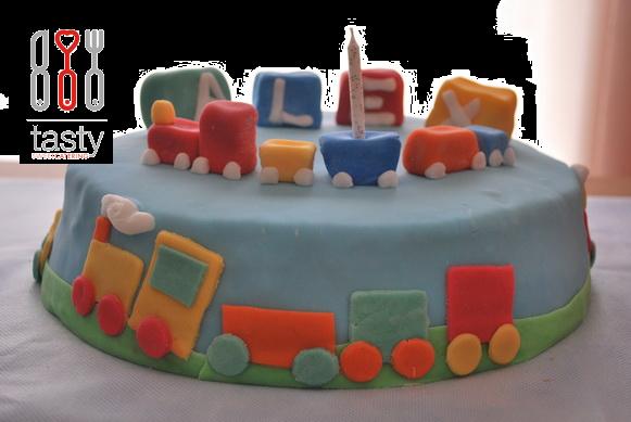 Baño Para Torta Infantil:Tortas infantiles