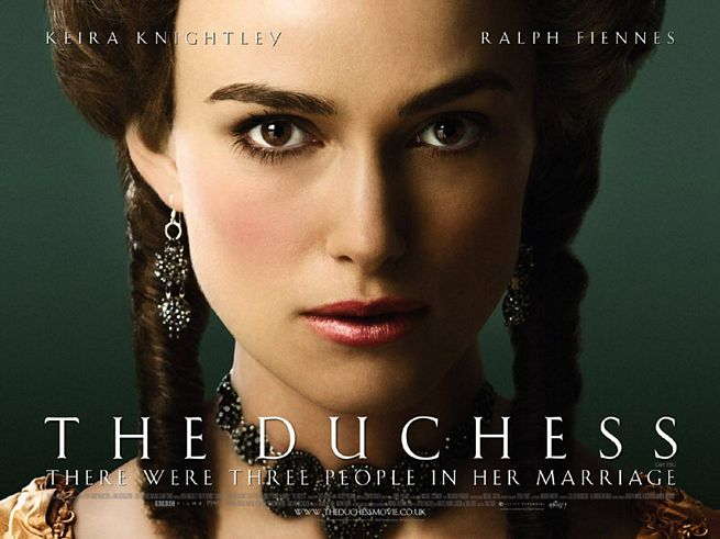 The Maiden's Court: Movie Review: The Duchess