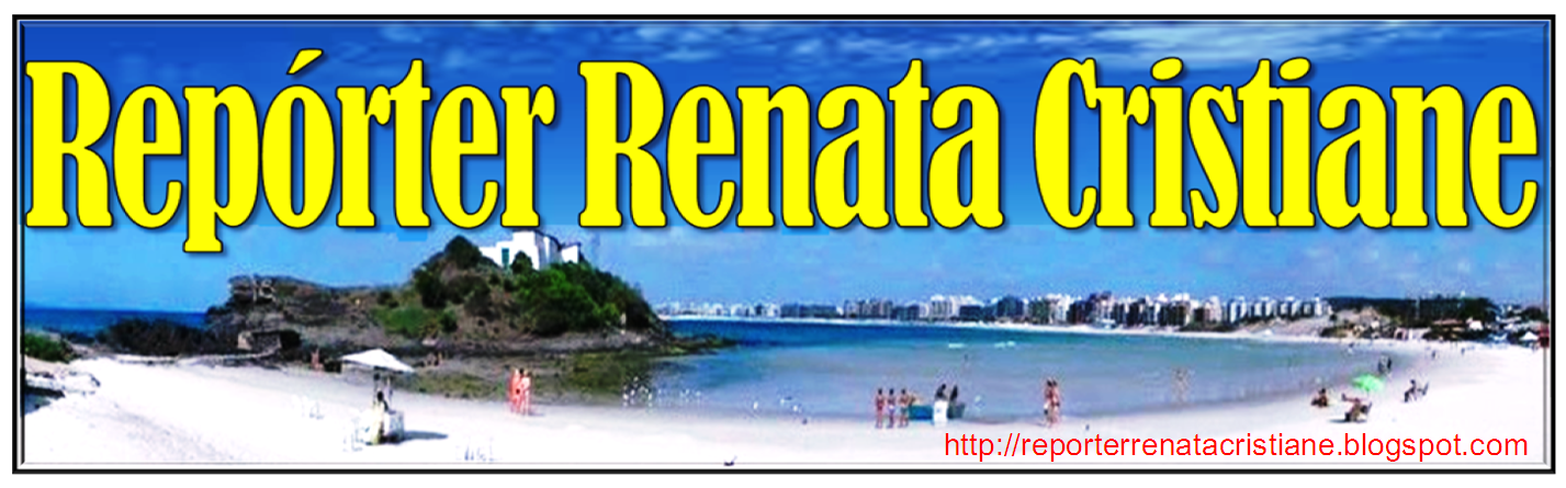 Reprter Renata Cristiane