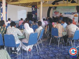 XL Adakan Gathering dan  Sosialisasi Program Sekolah Binaan