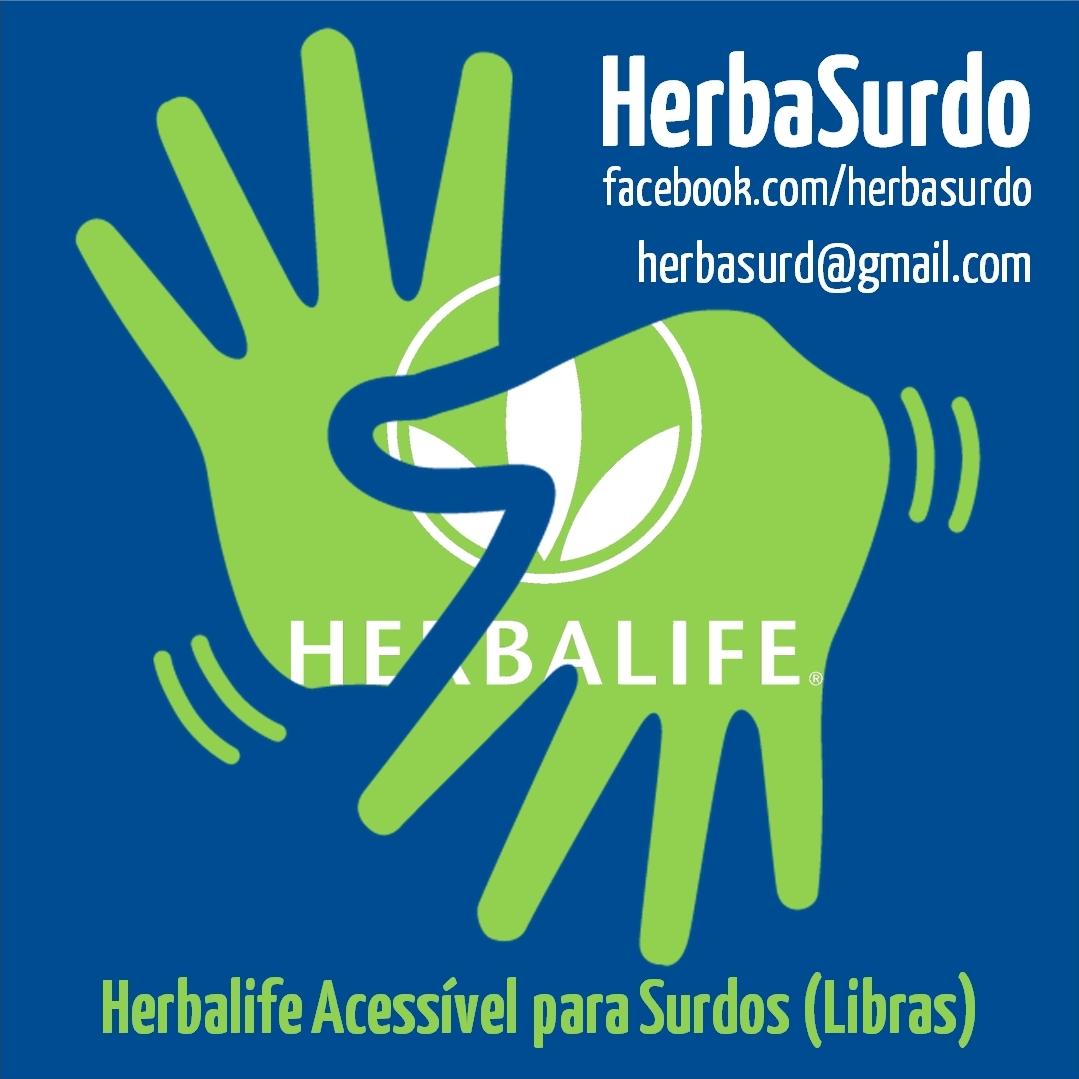 Herbalife Acessivel para Surdos (LIbras)