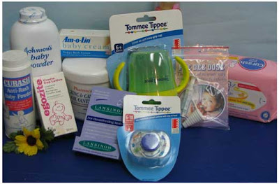 Home Supplies & Appliances: Different Types of Baby Products