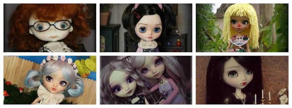 Les poupées de Krystal