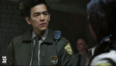 Sleepy Hollow Andy Dunn John Cho officer screencaps