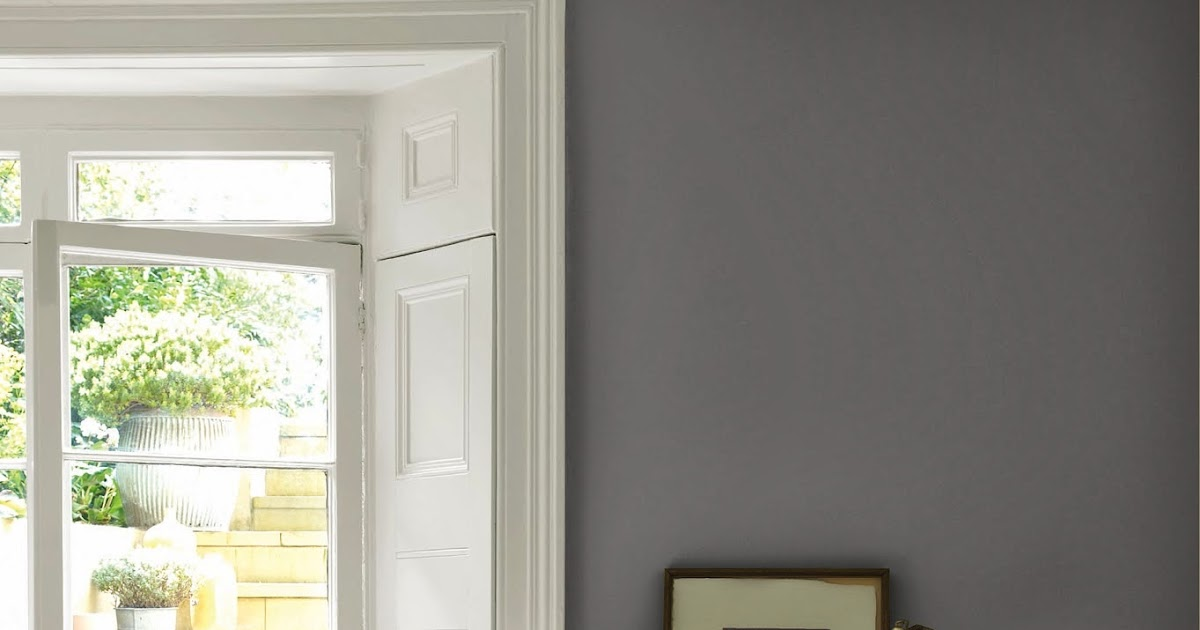 A perfect gray glidden 39 s best gray paint colors for Best interior grey paint