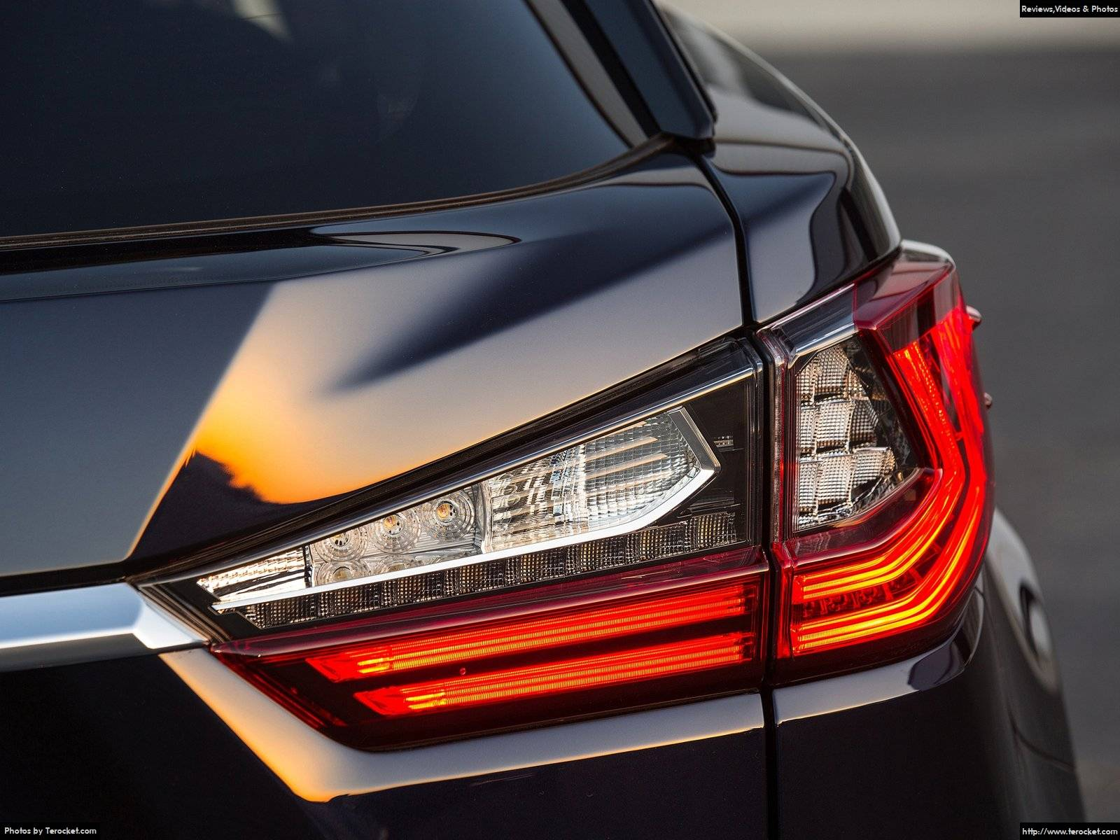 Hình ảnh xe ô tô Lexus RX 450h 2016 & nội ngoại thất