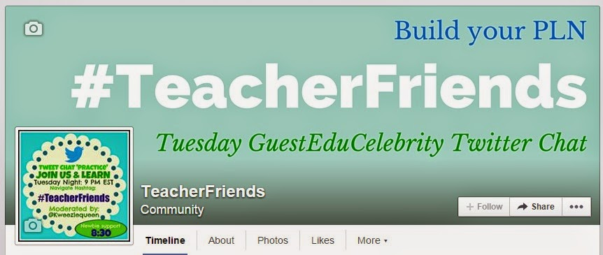 TeacherFriends Opens new Facebook Community by the same name!