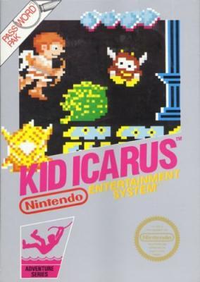 [NES] Kid Icarus KidIcarusNES