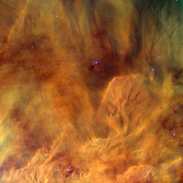 M8, the Lagoon Nebula: the new Hubble ACS masterpiece!