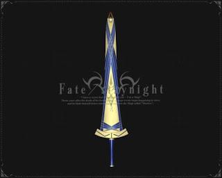 Top 10 Swords In Anime.