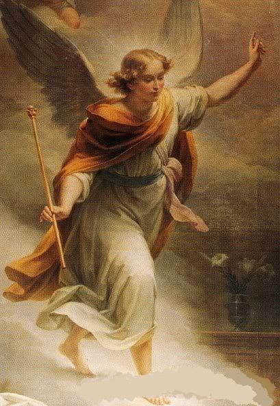 San Gabriel, Poder de Dios