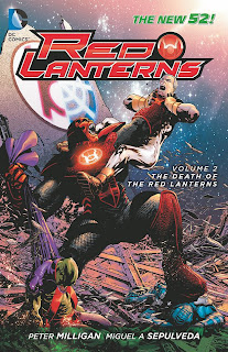 Red Lanterns Vol. 2: Death of the Red Lanterns