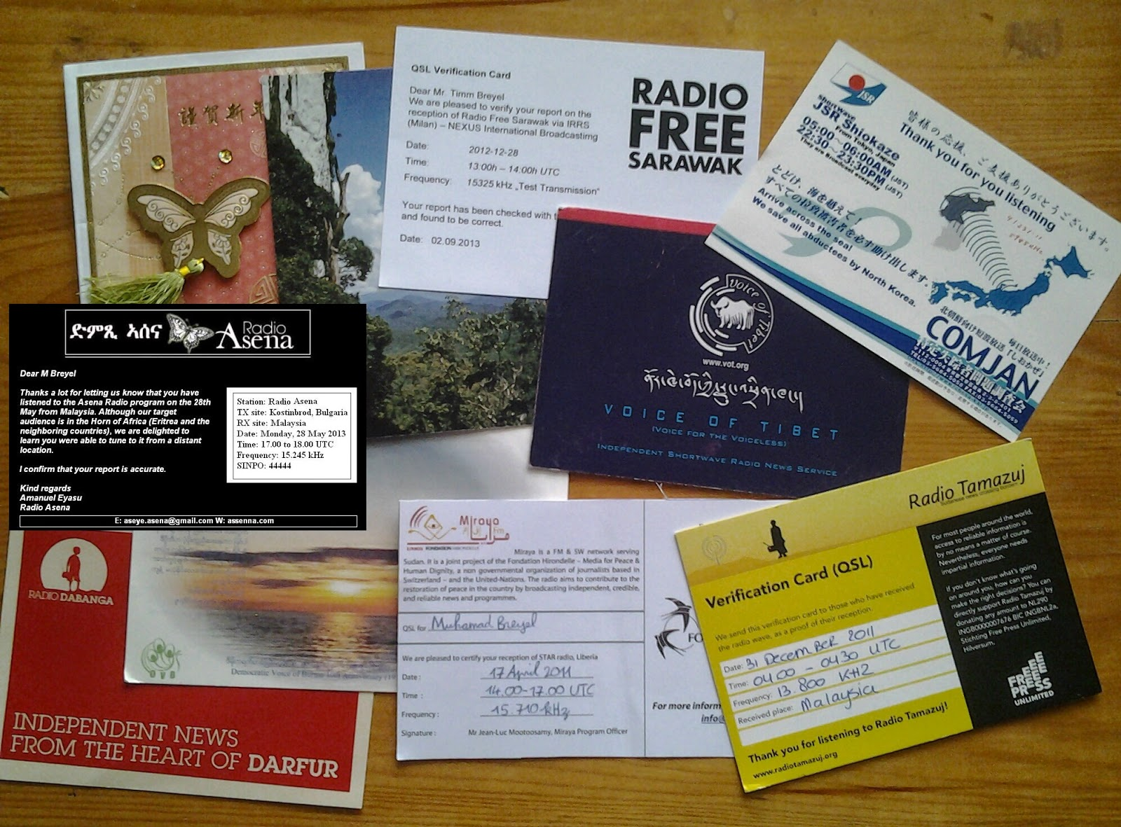 radio asena eritrea