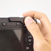 Lensmate Fujifilm X-E1 サムレスト