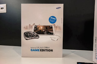 gambar Samsung Galaxy Tab 3 8.0 Game Edition