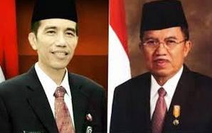 Nama Menteri Kabinet Presiden Jokowi JK 2014-2019