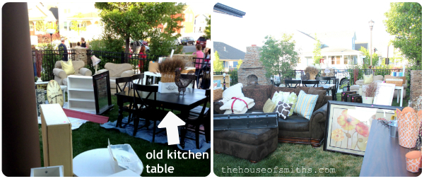 garage sale setup ideas - A Kitchen Re Style Part 3 Dining Room Consultation with