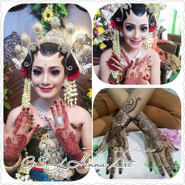 Henna Wedding Sis Khosi Di Menganti Jepara Gubuk Seserahan Lucy