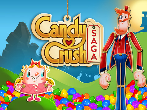 candy crush saga pic