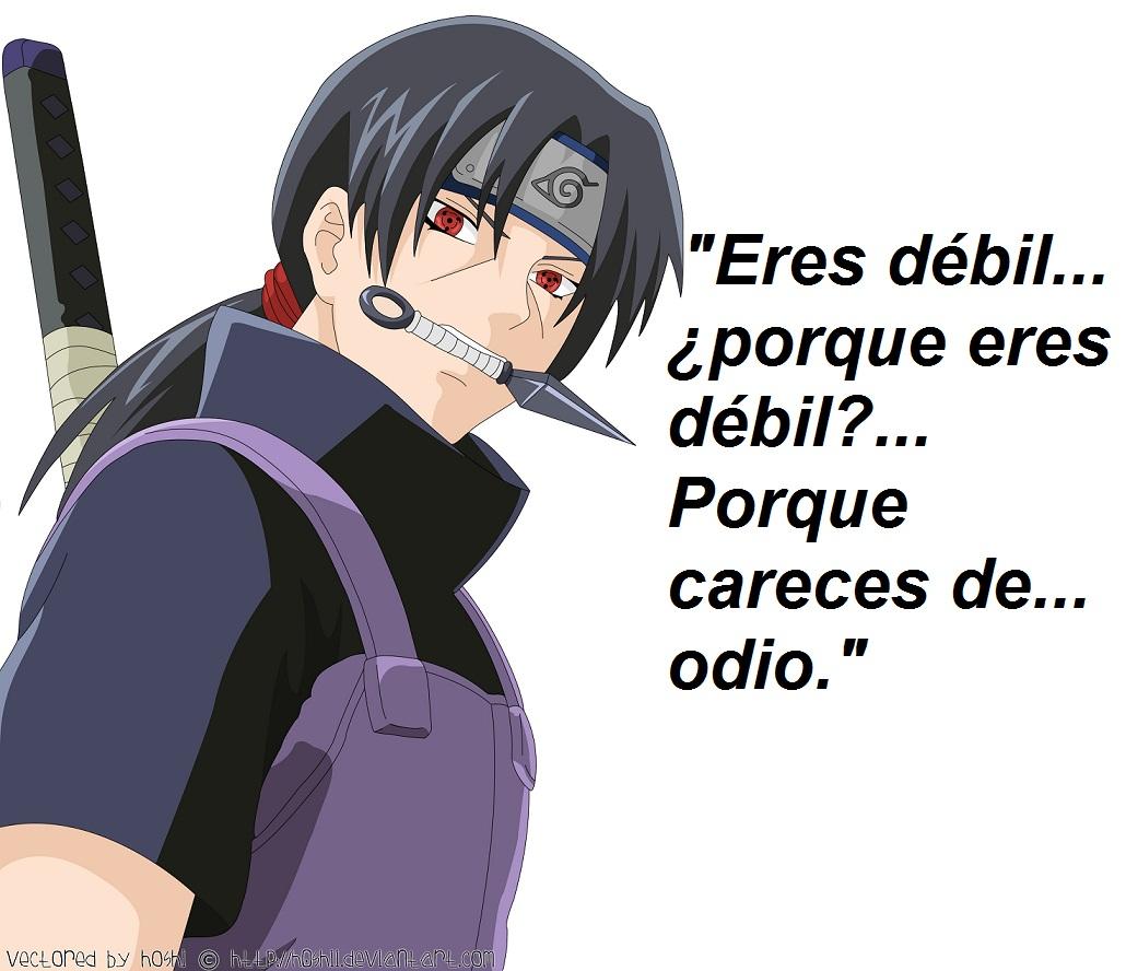 Frases con fotos del anime. ANBU_Itachi_2_by_H0shii