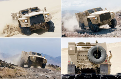 Off-Road, Hummer, Hybrid, Combat, Oshkosh, Military,